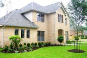 European Style House Plan - 4 Beds 3.5 Baths 3367 Sq/Ft Plan #449-5 Photo