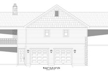 House Plan Design - Country Exterior - Other Elevation Plan #932-383