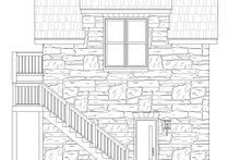 Dream House Plan - Country Exterior - Other Elevation Plan #932-302