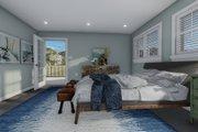 Craftsman Style House Plan - 4 Beds 2.5 Baths 2313 Sq/Ft Plan #1060-66 Interior - Master Bedroom