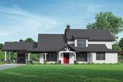 Farmhouse Style House Plan - 5 Beds 5.5 Baths 3927 Sq/Ft Plan #124-1253