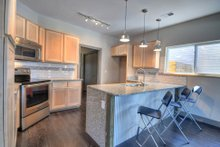 Contemporary Interior - Kitchen Plan #932-7