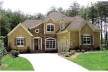 Country Exterior - Other Elevation Plan #453-29