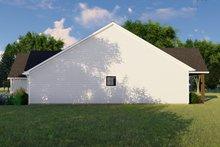 Architectural House Design - Farmhouse Exterior - Other Elevation Plan #1064-115
