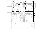Country Style House Plan - 4 Beds 3.5 Baths 2219 Sq/Ft Plan #137-378