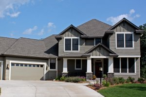 Craftsman Exterior - Front Elevation Plan #51-430