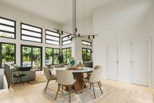 Dream House Plan - Modern Photo Plan #23-2747