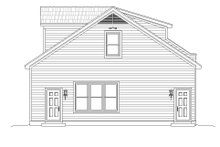 Dream House Plan - Country Exterior - Other Elevation Plan #932-183