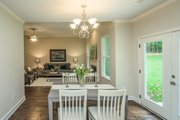 Country Style House Plan - 3 Beds 2.5 Baths 1635 Sq/Ft Plan #20-2192 Interior - Dining Room