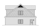Country Style House Plan - 1 Beds 1.5 Baths 1092 Sq/Ft Plan #932-248 Exterior - Other Elevation