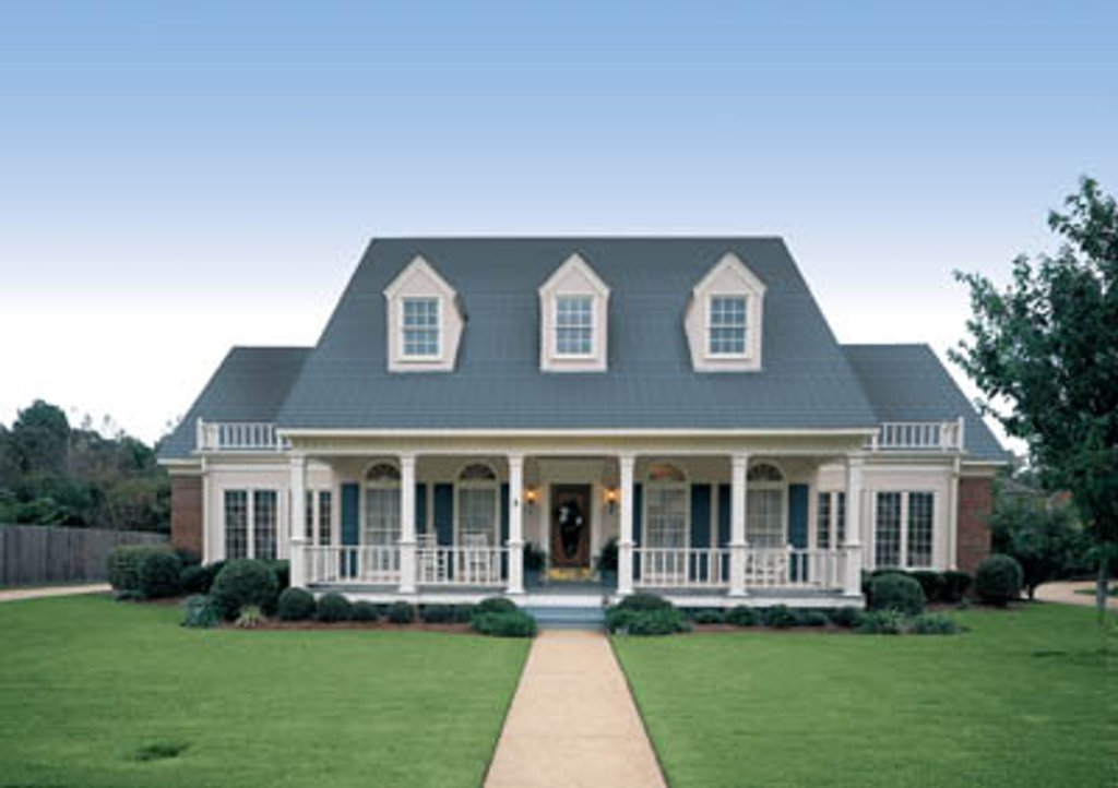 Southern style house plan 4 beds 3 5 baths 3119 sq ft Southern charm house plans