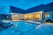 Farmhouse Style House Plan - 4 Beds 4 Baths 3952 Sq/Ft Plan #51-1160