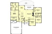 European Floor Plan - Main Floor Plan Plan #430-138