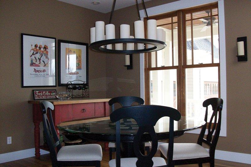 Craftsman Interior - Dining Room Plan #927-2 - Houseplans.com