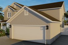 House Plan Design - Traditional Exterior - Front Elevation Plan #1060-68