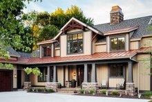 Craftsman Exterior - Front Elevation Plan #928-260