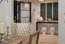 Dream House Plan - Dining Room - 4900 square foot Colonial home
