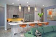 Beach Style House Plan - 4 Beds 3 Baths 2386 Sq/Ft Plan #938-83 Interior - Kitchen