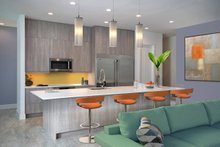 Beach Interior - Kitchen Plan #938-83