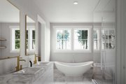 Craftsman Style House Plan - 4 Beds 3.5 Baths 3220 Sq/Ft Plan #1079-2