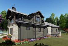Architectural House Design - Farmhouse Exterior - Other Elevation Plan #1069-21