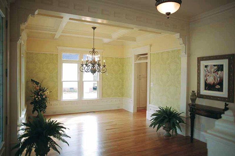 Victorian Interior - Dining Room Plan #410-104 - Houseplans.com