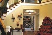 European Style House Plan - 4 Beds 3.5 Baths 4400 Sq/Ft Plan #132-168
