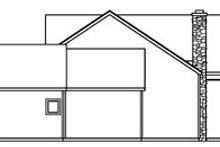 Home Plan - European Exterior - Other Elevation Plan #124-363