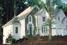 Dream House Plan - European Exterior - Other Elevation Plan #119-291