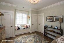 Home Plan - European Interior - Bedroom Plan #929-859