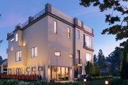 Modern Style House Plan - 7 Beds 8.5 Baths 5109 Sq/Ft Plan #1066-105