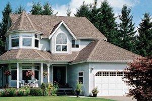 Farmhouse Exterior - Front Elevation Plan #47-285