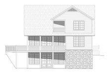 Country Exterior - Other Elevation Plan #932-9