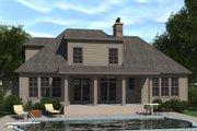 European Style House Plan - 3 Beds 3.5 Baths 2488 Sq/Ft Plan #1071-17