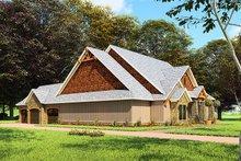 Dream House Plan - Craftsman Exterior - Other Elevation Plan #923-162