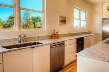 Ranch Interior - Kitchen Plan #888-8