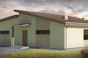 Modern Style House Plan - 3 Beds 1 Baths 1587 Sq/Ft Plan #906-26 Photo