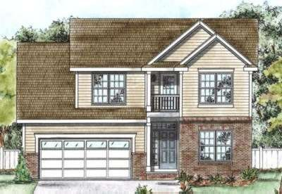 Traditional Exterior - Front Elevation Plan #20-1713