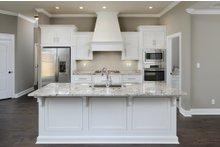 Tudor Interior - Kitchen Plan #45-372