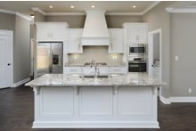 Dream House Plan - Tudor Interior - Kitchen Plan #45-372