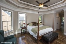 Architectural House Design - Cottage Interior - Master Bathroom Plan #929-992