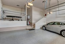 Home Plan - Garage