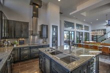 Home Plan - Contemporary Interior - Kitchen Plan #935-5