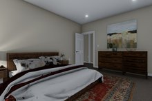 Dream House Plan - Traditional Interior - Master Bedroom Plan #1060-60