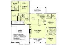 Farmhouse Floor Plan - Main Floor Plan Plan #430-230