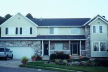 Dream House Plan - Country Exterior - Front Elevation Plan #5-199
