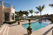 Mediterranean Style House Plan - 5 Beds 5.5 Baths 8001 Sq/Ft Plan #548-5 Photo