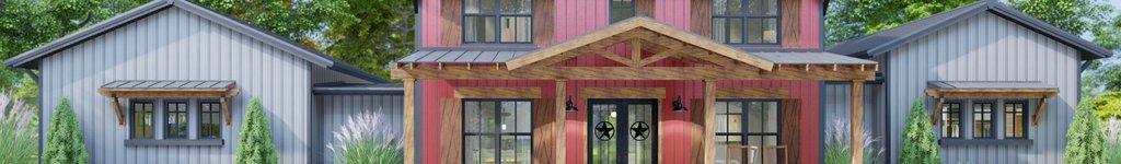 Barn & Barndominium House Plans, Floor Plans & Designs