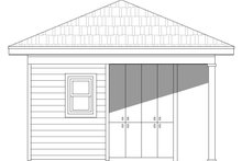 Country Exterior - Other Elevation Plan #932-154