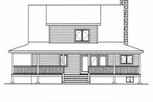 House Design - Country Photo Plan #22-221